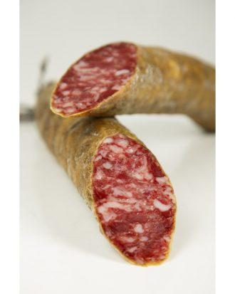 "Acorn-Fed Iberian ""Cular"" Salami-Type Sausage"