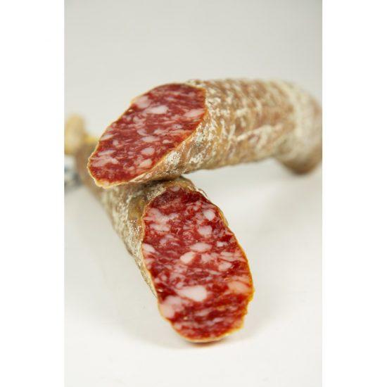 """White-Pig """"Cular"""" Salami-Type Sausage"""