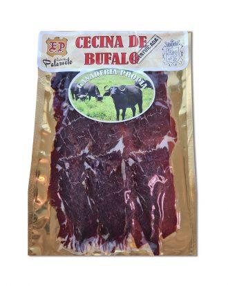 Cecina de búfalo