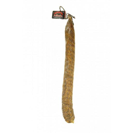 """Cereal-Fed Iberian """"Cular"""" Salami-Type Sausage"""