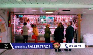 Puestos Ballesteros en el mercado de abastos