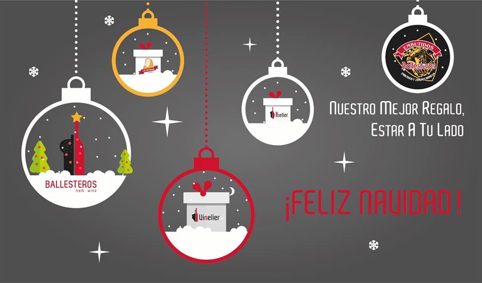 ¡Feliz Navidad 2018!