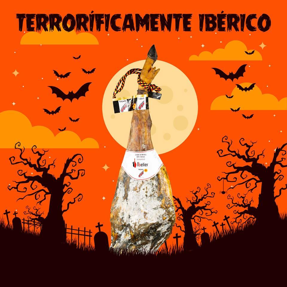 ¡Feliz Halloween Ibérico!