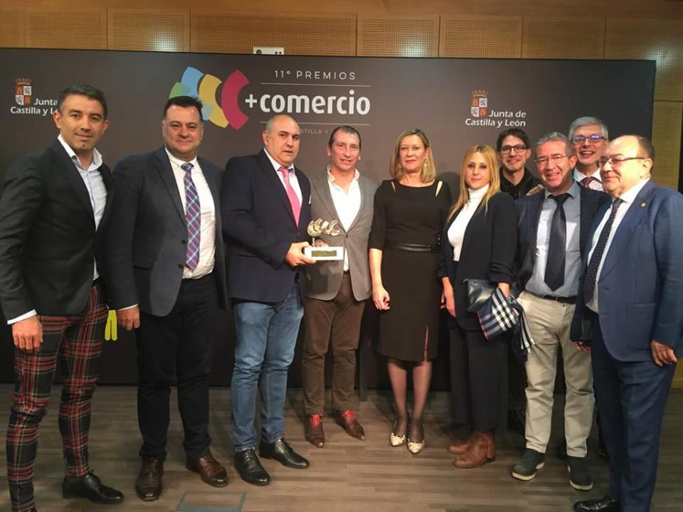 XI Premios de Comercio Tradicional de Castilla y León
