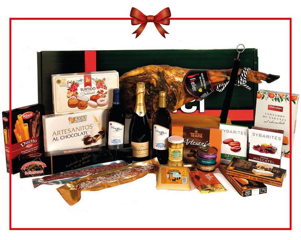 Lote de Productos por Navidad