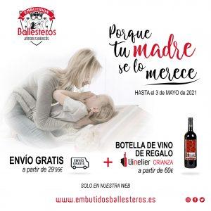 Promoción Día de la Madre 2021
